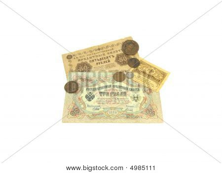 The Money To Tsarist Russia.