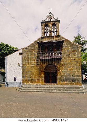 Ermita De Las Nieves, La Palma