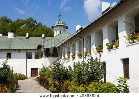 Romania, Monastery Cozia