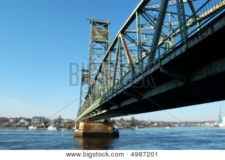 Portsmouth New Hampshire Bridge