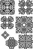 Tattoo Tribal Design poster
