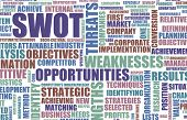 SWOT Analysis to Identify an Individual Concept poster