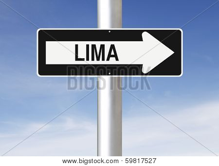 This Way to Lima