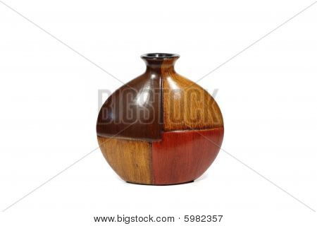 Leather bottle