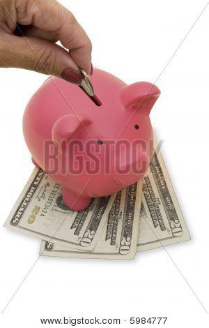 Adding To Your Savings