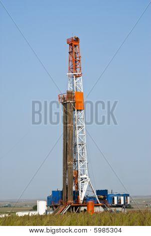 Drilling Derrick