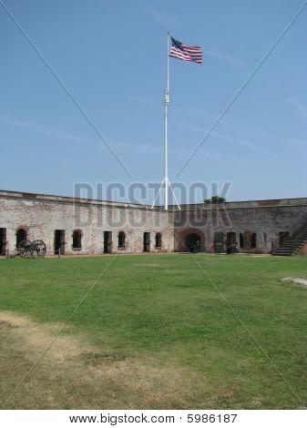 War Fort Flag