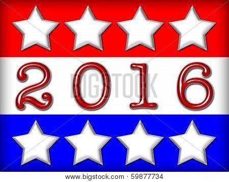 2016 Vote Poster