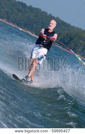 Waterskiing Senior