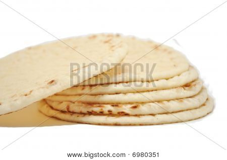 Stacked Flat Bread
