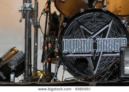 Dimmu Borgir appearing live