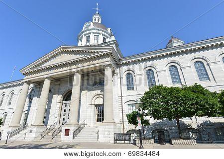 Kingston City Hall, Ontario, Canada