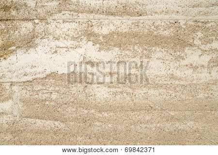 Textured Cement Wall
