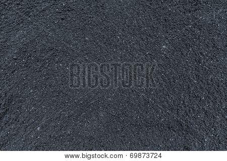 Hot Asphalt Concrete Not Under Compression Yet