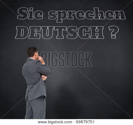 Thinking of you deutsch