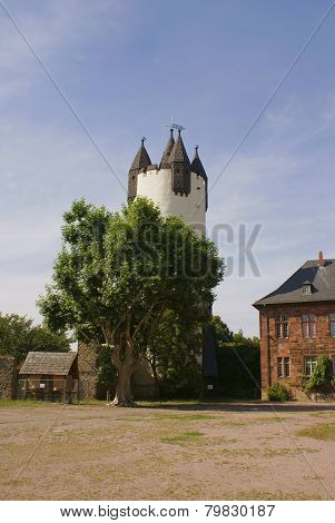 donjon on the steinheim castle