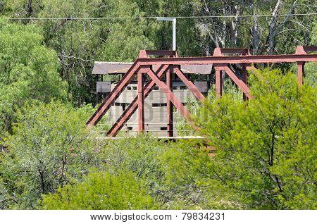 Krom River Blockhouse