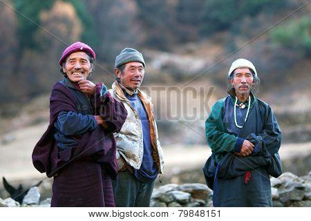 Nomadic People, Nepal