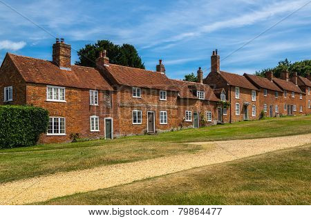 Buckers Hard Cottages