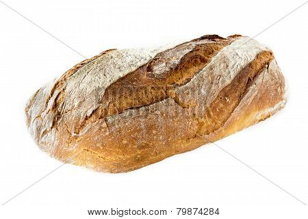 Loaf Of Baking Delicious Bread