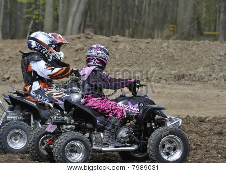 Quad Bike Youth Race