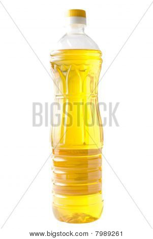 Sunflower Oil | Isolated