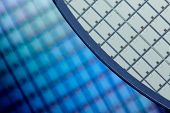 Silicon wafers poster