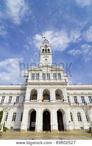 Arad - City Hall Tower
