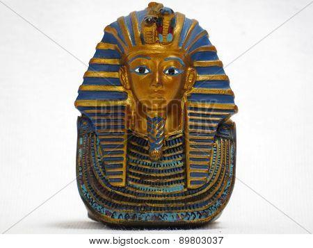 Statue of the Mask of Tutankhamun