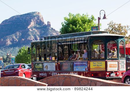 Sedona Trolley