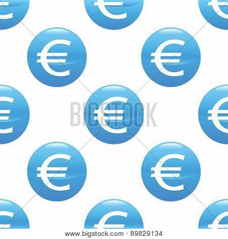 Euro sign pattern