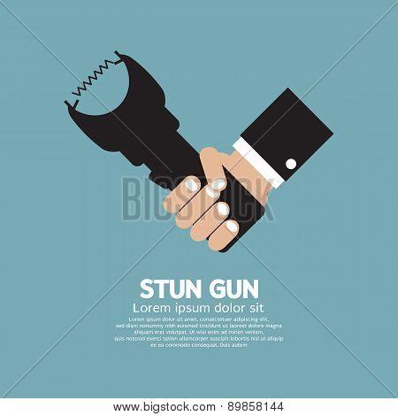 Stun Gun A Personal Security Weapon.