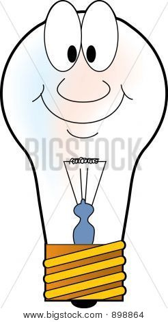 Lightbulb_Face