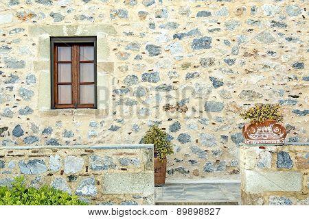 Monemvasia,greece, Architectural Detail