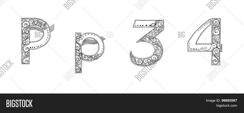 P 3 4 vanda freehand image photo free trial bigstock