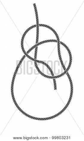 Overhand Bowline Knot
