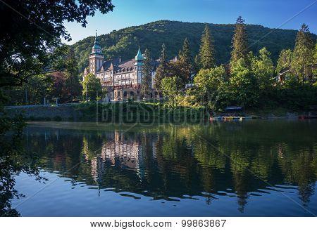 Lillafured Palace - Hungary