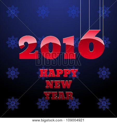 Creative Happy New Year 2014 Design Eps 10