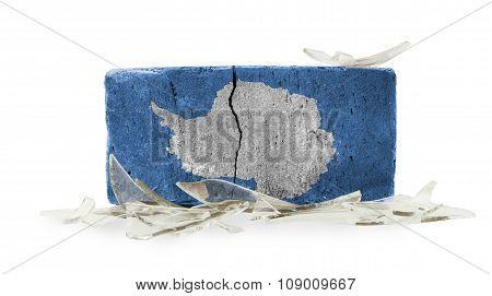 Rough Broken Brick