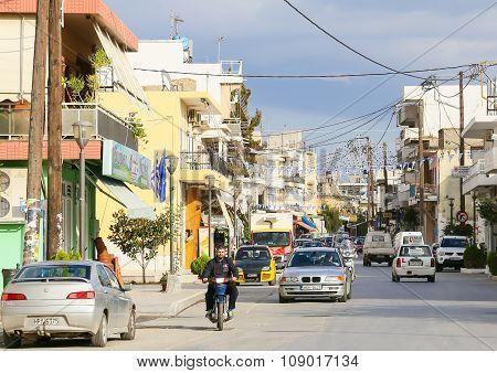 Tympaki In Crete