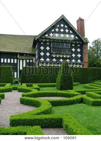 An English Knot Garden