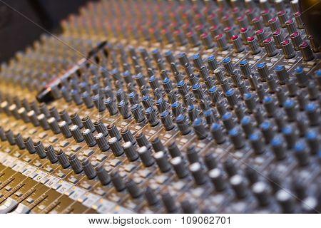 Professional Audio Musical Mixer