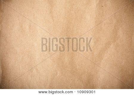 Braun Recyclingpapier Detail. Ökologischen Hintergrund