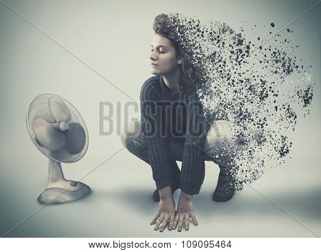 Explosion Dispersion Effect