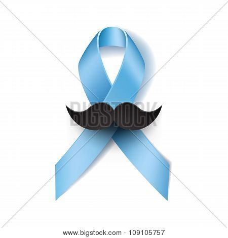 Prostate cancer ribbon awareness
