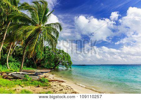 Fanning Island, Republic Of Kiribati