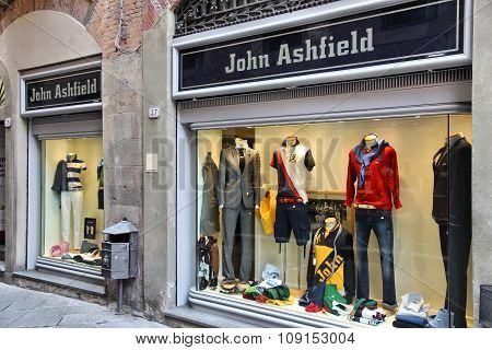 Italy Fashion Shopping