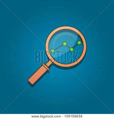 Marketing Data Analytics, Magnifying Glass