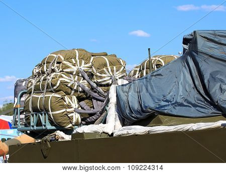 Cargo Parachute System