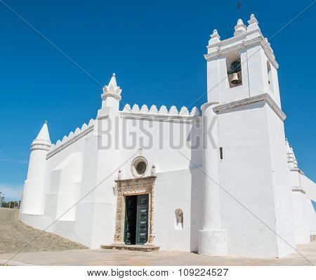 Church In Mertola
